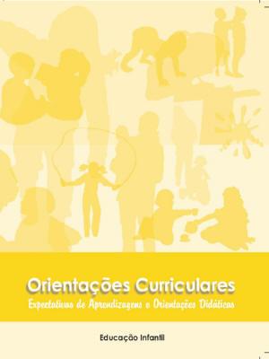orinetações curriculares da educação infantil